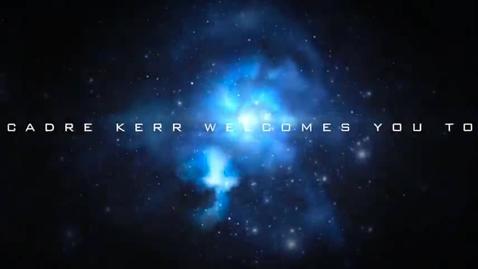 Thumbnail for entry Cadre Kerr 2015-16 Season Commerical