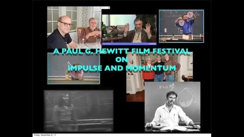 Thumbnail for entry impulse and momentum film festival by Paul Hewitt