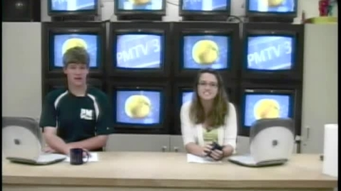 Thumbnail for entry PMTV Morning Announcements