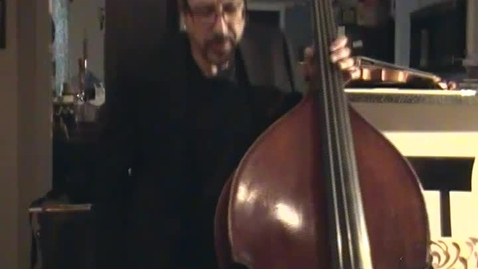 Thumbnail for entry Bass Theme and Variations, mm. 1-13