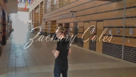Thumbnail for entry Zachary Coles Final WOBN Portfolio