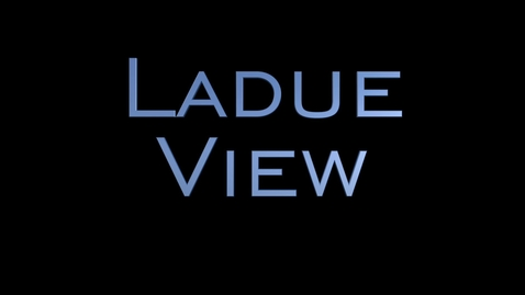 Thumbnail for entry Ladue View December 2019  promo