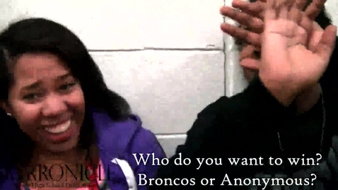 Thumbnail for entry 2014 Highlights from Broncos vs. Anonymous Dodgeball Final