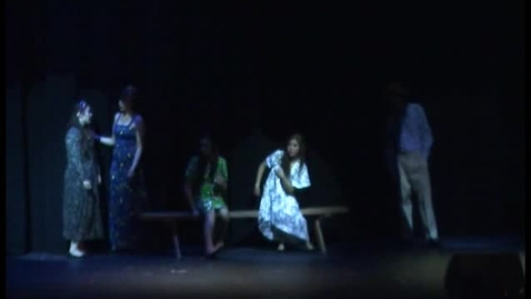 """Thumbnail for entry Century H.S. Presents """"Guys and Dolls"""" (Part 3 of 4)"""