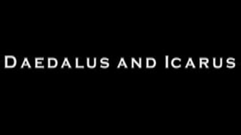 Thumbnail for entry Steampunk Daedalus and Icarus