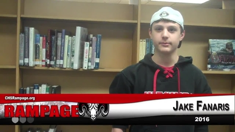 Thumbnail for entry Jake Fanaris 2016 Interview