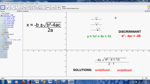 Thumbnail for entry Algebra I 10.7