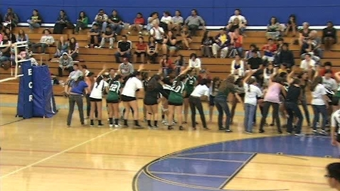 Thumbnail for entry Granada Hills Charter - GIrls Volleyball