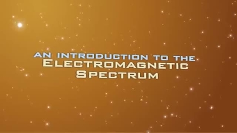 Thumbnail for entry Tour of the EM Spectrum: The Basics