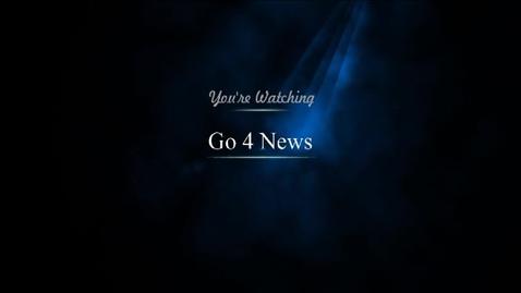 Thumbnail for entry 3-5-13 Go 4 News
