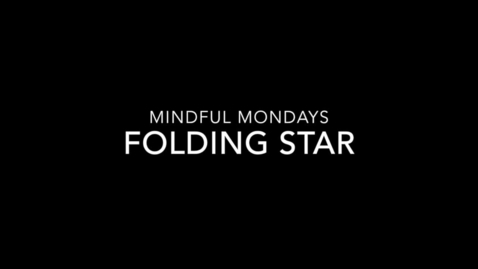 Thumbnail for entry WCMS Folding Star
