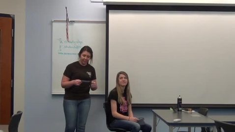 Thumbnail for entry Taylor's Demonstrative Speech