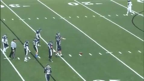 Thumbnail for entry Varsity Football vs. Timpanogos