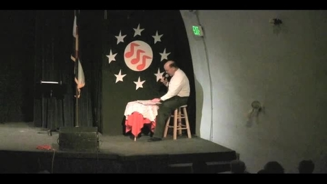 Thumbnail for entry 2011 Variety Show (Debbie Brown's Performance)