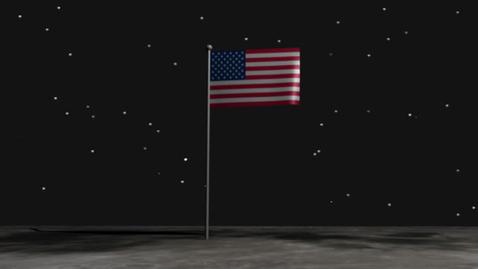 Thumbnail for entry flag hole
