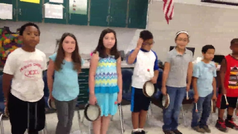 """Thumbnail for entry 14-15 Ms. Alvarez' 3rd grade class """"Spring is here"""" by Kriske and DeLelles"""