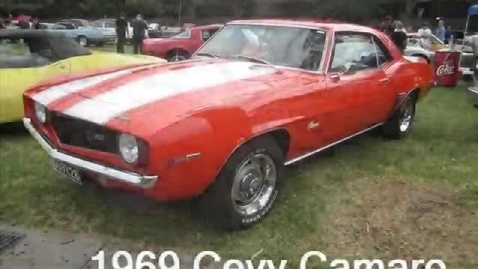 Thumbnail for entry Ages of Camaro