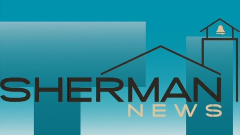 Thumbnail for entry Sherman News: October 30, 2014 - Making it Spooky!