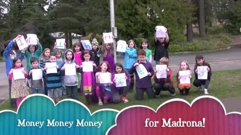 Thumbnail for entry Madrona Kids Fund Campaign