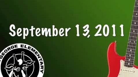 Thumbnail for entry LGE Sept. 13, 2011