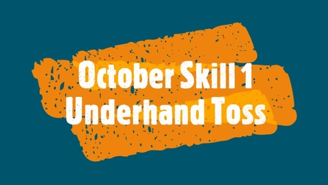 Thumbnail for entry October Skill 1