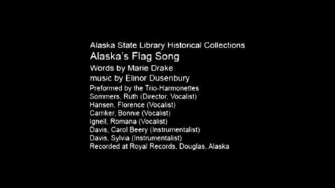 Thumbnail for entry Alaska's Flag