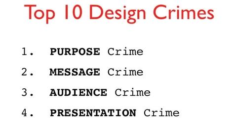 Thumbnail for entry Presentation Crimes 1-4