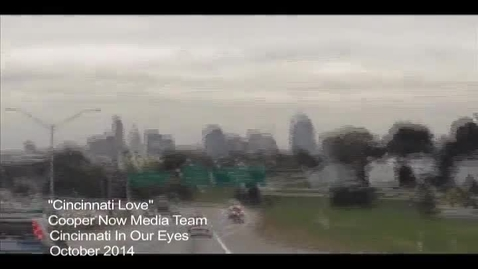 Thumbnail for entry Cincinnati Love Music Video