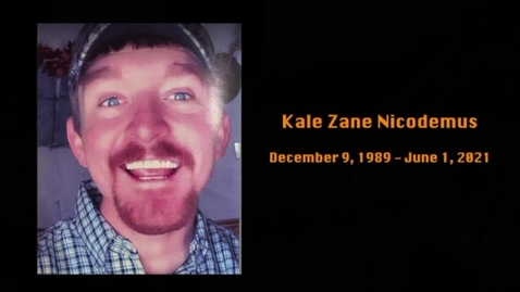 Thumbnail for entry Kale Nicodemus---Funeral Service 6-9-21
