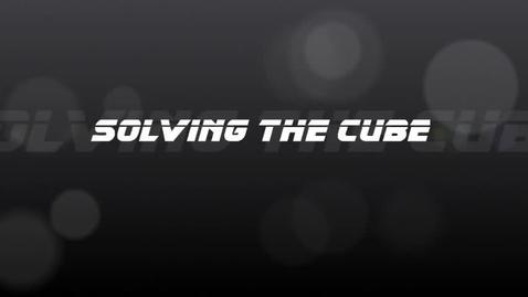 Thumbnail for entry Solving the Cube Tutorial Part 3 (BM)