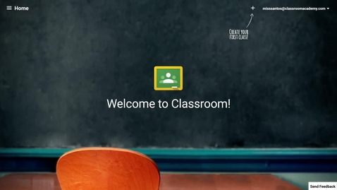 Thumbnail for entry Classroom 101