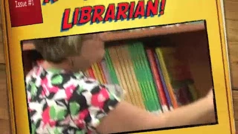 Thumbnail for entry Ask a School Librarian!