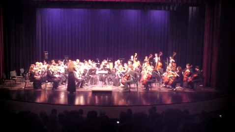 Thumbnail for entry Eureka High School Symphonic Orchestra April 2014