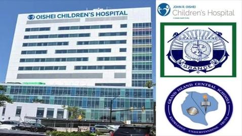 Thumbnail for entry Oishei Children's Hospital Grand Island Room Dedication 8-31-2017