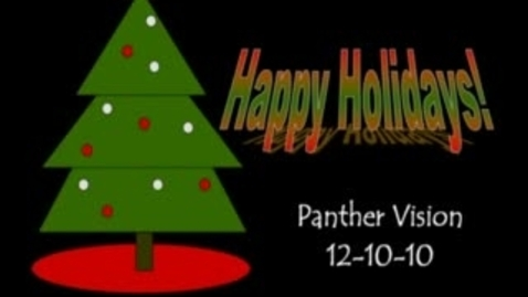 Thumbnail for entry Panther Vision 12-10-10