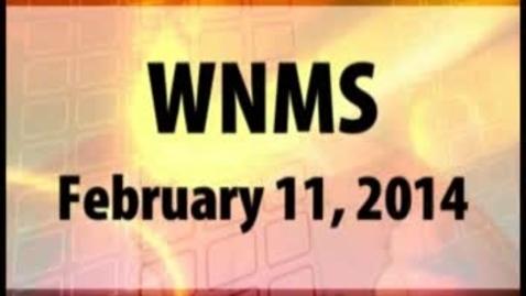 Thumbnail for entry 02-11-14 WNMS Season 1.5 Episode 76