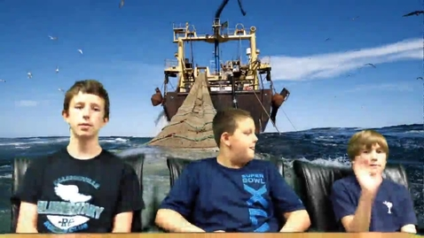 Thumbnail for entry Overfishing Green Screen Video