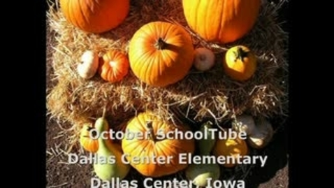 Thumbnail for entry Dallas Center Elementary October SchoolTube