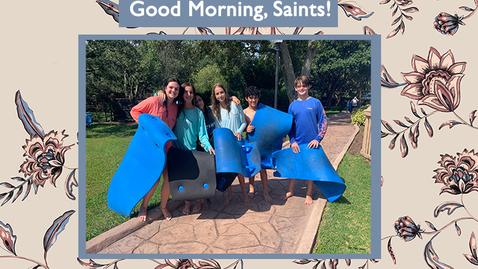 Thumbnail for entry Saints @8  - August 25, 2021