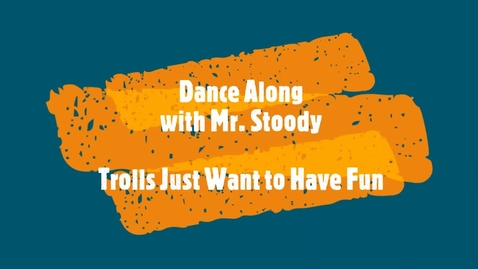 Thumbnail for entry Dance Along - Trolls Just Want to Have Fun