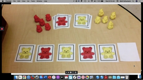 Thumbnail for entry Math: Teddy Bear Patterns