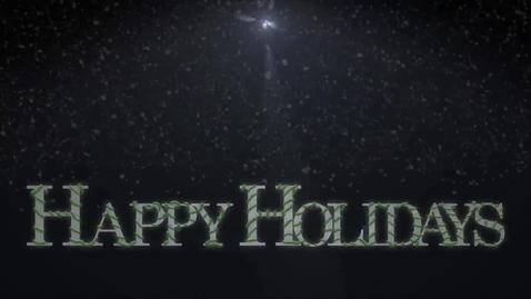 Thumbnail for entry 2013 Holiday Greeting Card from CVCC