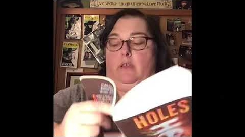 Thumbnail for entry Read Aloud Holes Chapter 50