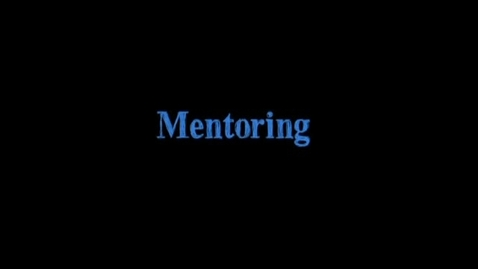 Thumbnail for entry Kansas Teacher Mentoring Program
