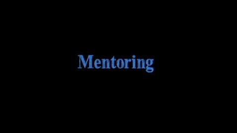 Thumbnail for entry Kansas Teacher Mentoring Program