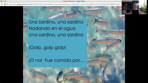 Thumbnail for entry Pulpito Sing Along