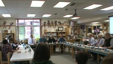 Thumbnail for entry June 2012 Board Meeting