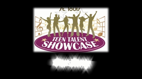 "Thumbnail for entry St. Louis Teen Talent Showcase - Our Story ""Rashida Practices"""