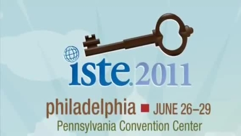 Thumbnail for entry CHS at ISTE Intro