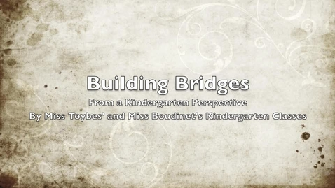 Thumbnail for entry MLK - Building Bridges